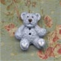 Picture of Mini Furry Bear - Blue