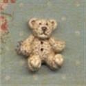 Picture of Mini Furry Bear - Choc