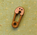 Picture of Nappy Pin Pink