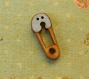 Picture of Nappy Pin Blue